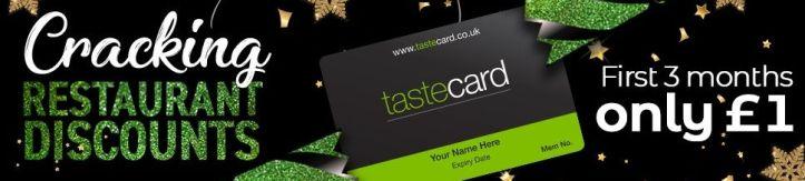 cracking taste card